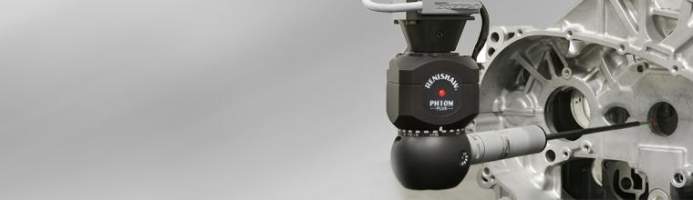 PH10 Plus Motorised and automated probe heads RENISHAW